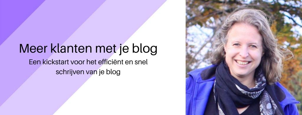 Meer klanten met je blog header