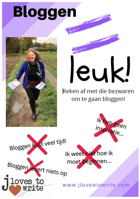 Cover Bloggen = leuk